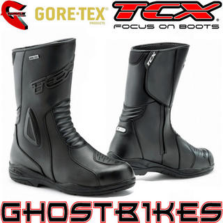 View Item TCX X-Five Plus Gore-Tex Motorcycle Boots