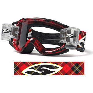 Smith Fuel V.2 Sweat-X Travis Pastrana Pro Signature Goggles