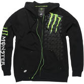 View Item One Industries Monster Energy Spotty Hoodie