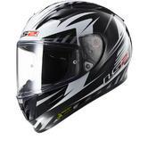 LS2 FF323.25 Arrow R Matrix Motorcycle Helmet & Visor