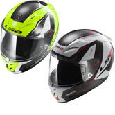 LS2 FF323.32 Arrow C Fury Motorcycle Helmet & Visor