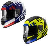 LS2 FF397.21 Vector Podium Motorcycle Helmet & Visor
