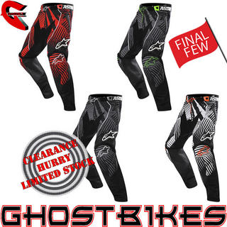 Alpinestars 2012 Techstar Motocross Pants