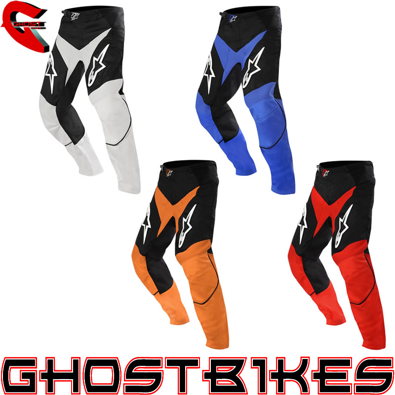 ALPINESTARS 2012 YOUTH RACER MX TROUSERS MOTOCROSS KIDS JUNIOR DIRT BIKE PANTS Enlarged Preview
