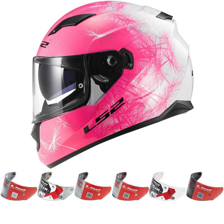 LS2 FF320.24 Stream Wind Motorcycle Helmet & Visor