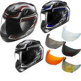 LS2 FF352.33 Rookie Ranger Motorcycle Helmet & Visor