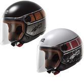 LS2 OF560.31 Rocket 2 Rook Open Face Motorcycle Helmet & Visor