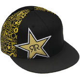 One Industries Rockstar Energy Commotion Cap