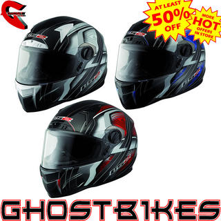 LS2 FF385 FT2 Split Motorcycle Helmet