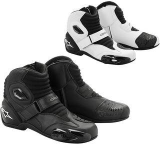 Alpinestars S-MX 1 Short Motorcycle Boots