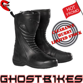 View Item Alpinestars Tech Touring Gore-Tex Motorcycle Boots
