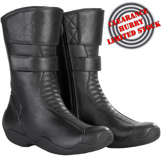 View Item Alpinestars Stella Torre Ladies Motorcycle Boots