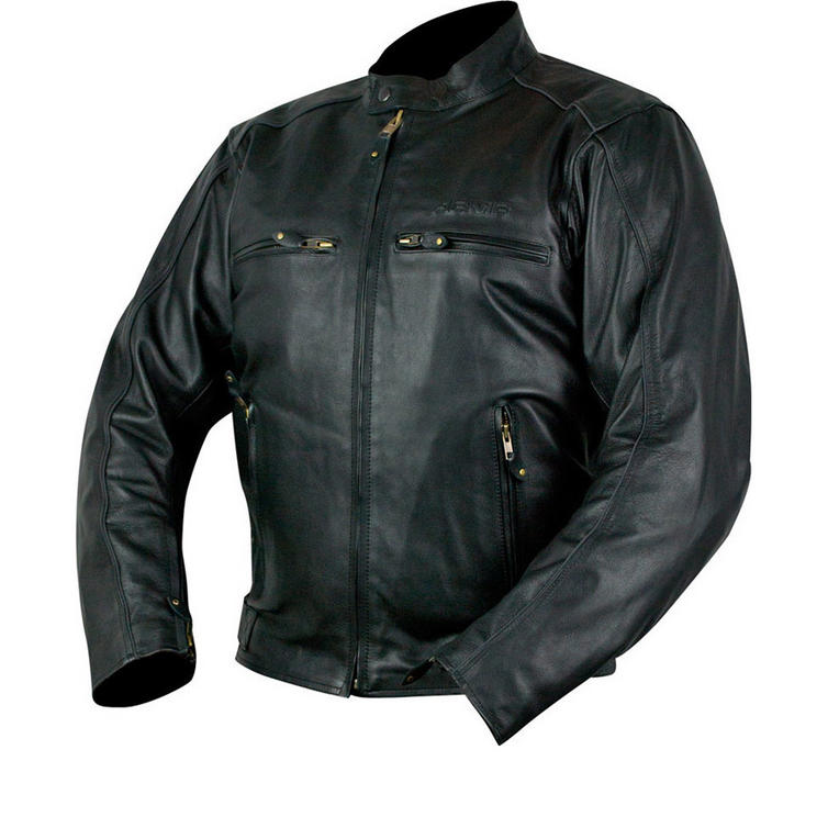 ARMR Moto Hiro Leather Motorcycle Jacket
