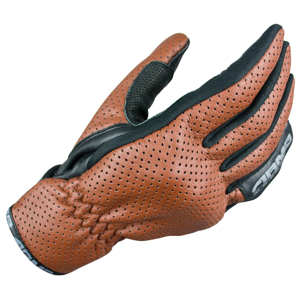 Motorcycle gloves cruiser - Armr Moto Shl435 Leather Motorcycle Gloves Cruiser Motorbike