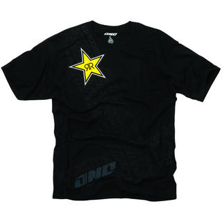 One Industries Rockstar Energy Intersect T-Shirt