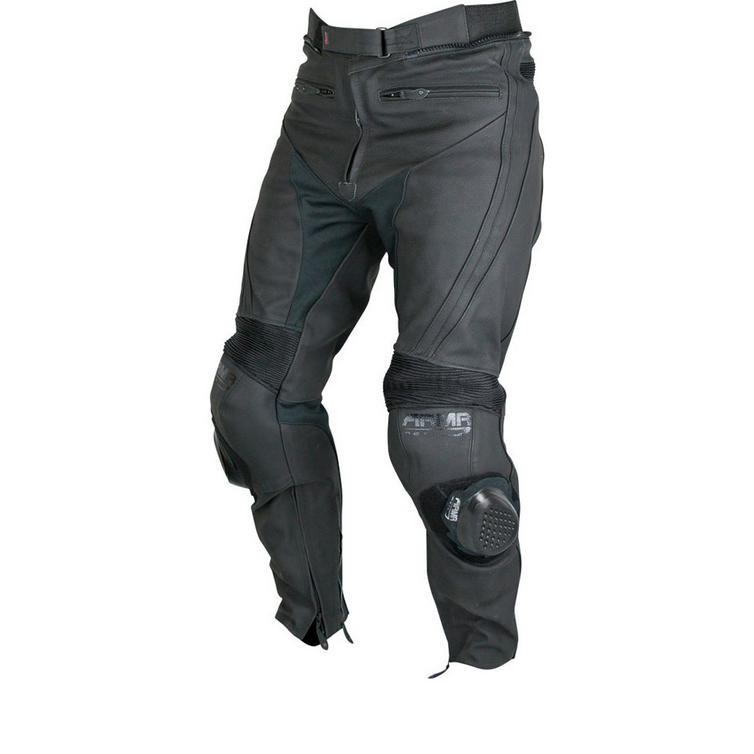 ARMR Moto Raiden Leather Motorcycle Trousers