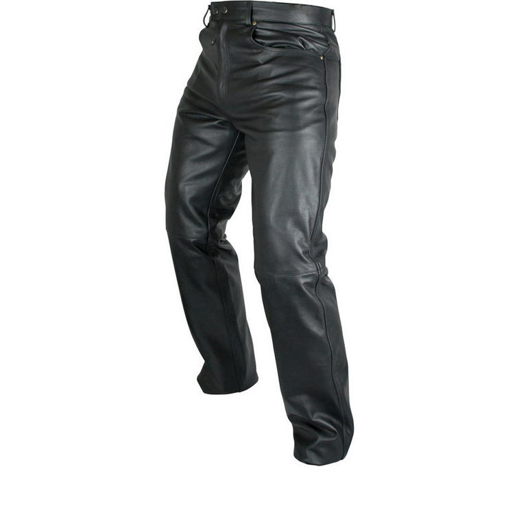 ARMR Moto Kenji Leather Motorcycle Trousers