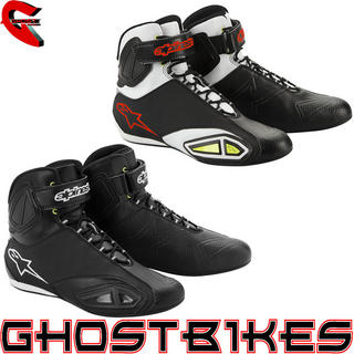 View Item Alpinestars Fastlane Motorcycle Riding Shoe
