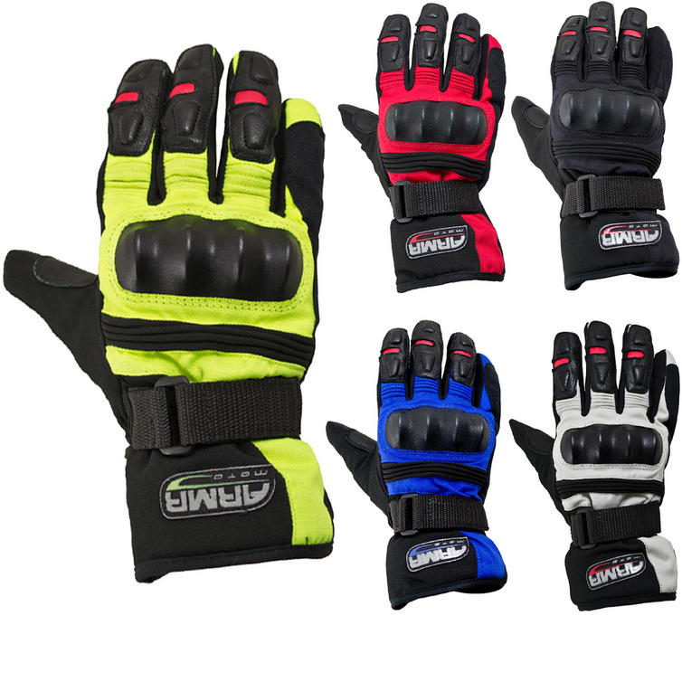 ARMR Moto WP525 Motorcycle Gloves