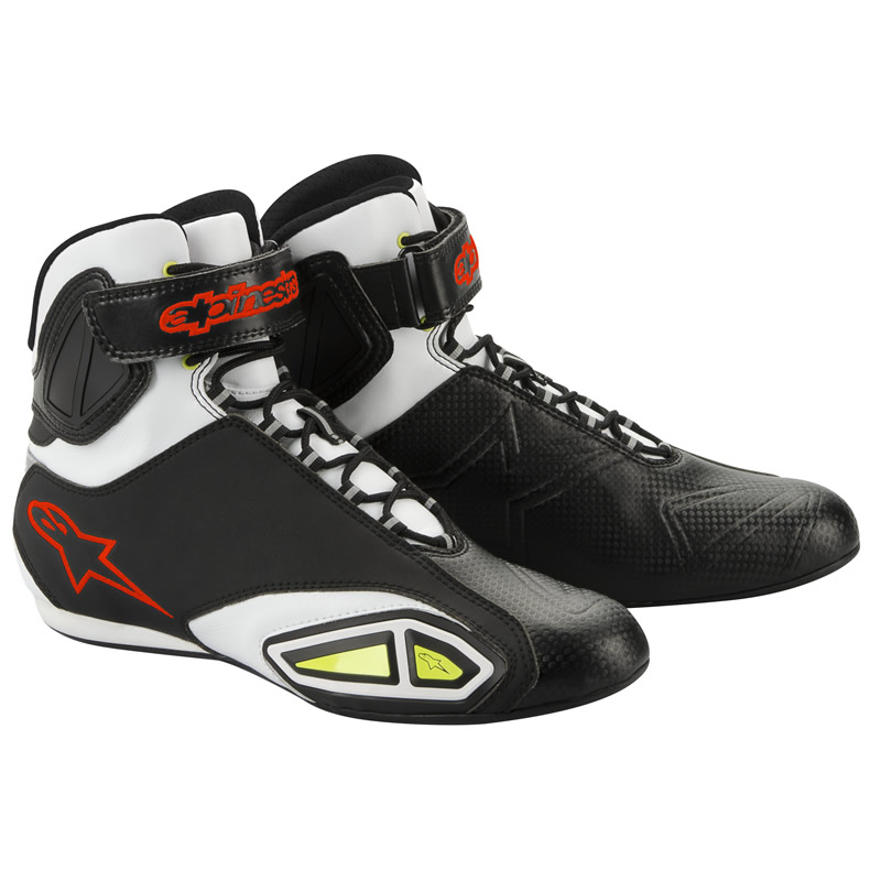 ALPINESTARS 2012 FASTLANE MOTORCYCLE SCOOTER COMMUTER RIDING SHOE TOURING BOOTS Enlarged Preview