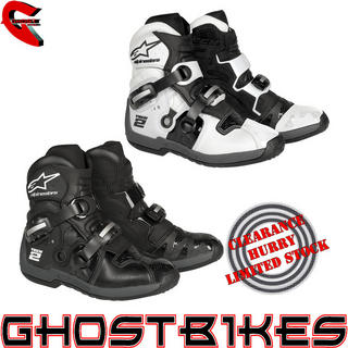 View Item Alpinestars Tech 2 Motocross Boots