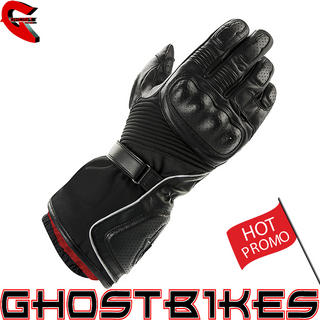 View Item Alpinestars Tech Heated Motorcycle Gloves