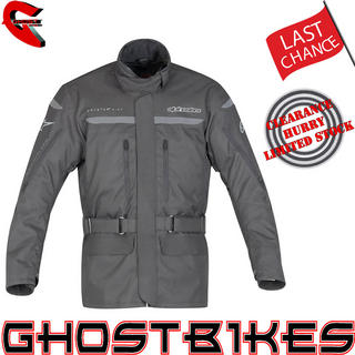 View Item Alpinestars Koln DryStar Motorcycle Jacket