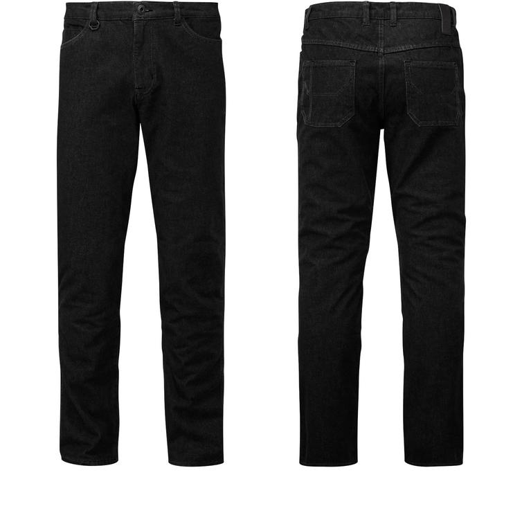 Knox Richmond Black Motorcycle Jeans