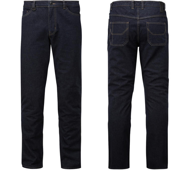 Knox Buxton Blue Motorcycle Jeans