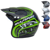 Wulf Action Trials Helmet