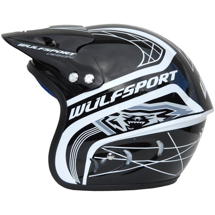 Wulf Action Trials Helmet