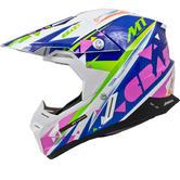 MT Synchrony Crazy Motocross Helmet