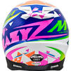 MT Synchrony Crazy Motocross Helmet Thumbnail 11