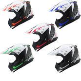 MT Synchrony Steel Motocross Helmet