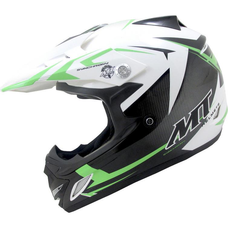 MT Synchrony MX2 Steel Kids Motocross Helmet - New Arrivals ...