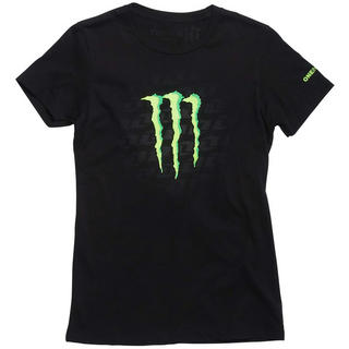 one industries monster energy womens kirby t shirt. Black Bedroom Furniture Sets. Home Design Ideas