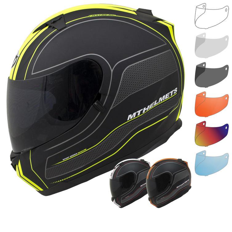 MT Blade SV Raceline Motorcycle Helmet & Visor