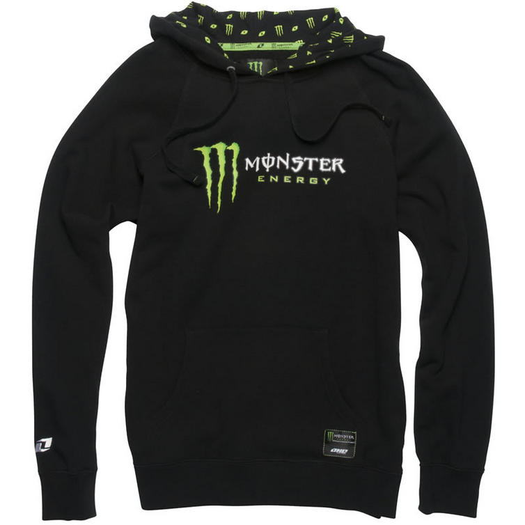 one industries monster energy womens gallup hoodie. Black Bedroom Furniture Sets. Home Design Ideas