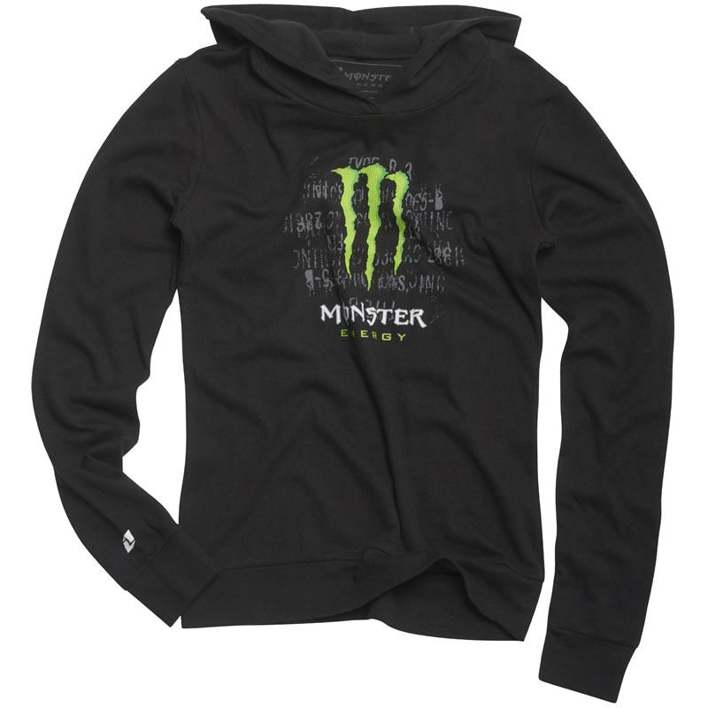 Одежда Monster Energy