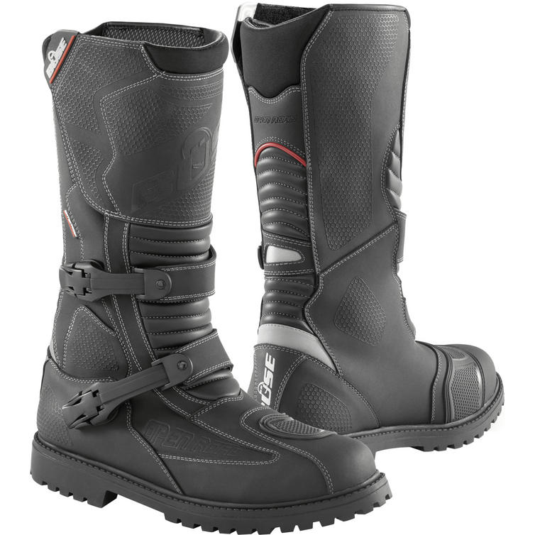 Buse Open Road Motorcycle Boots - Clearance - Ghostbikes.com