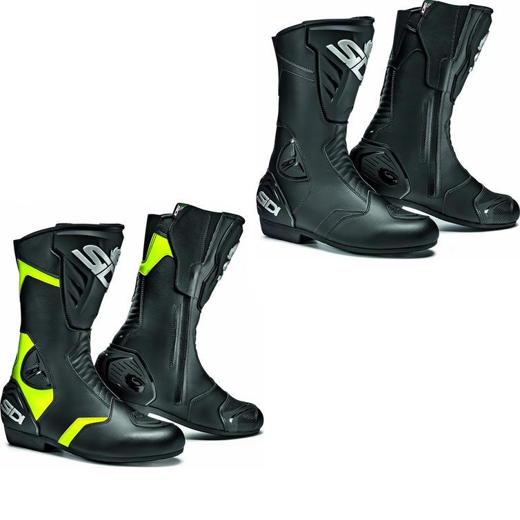 Sidi Black Rain Motorcycle Boots