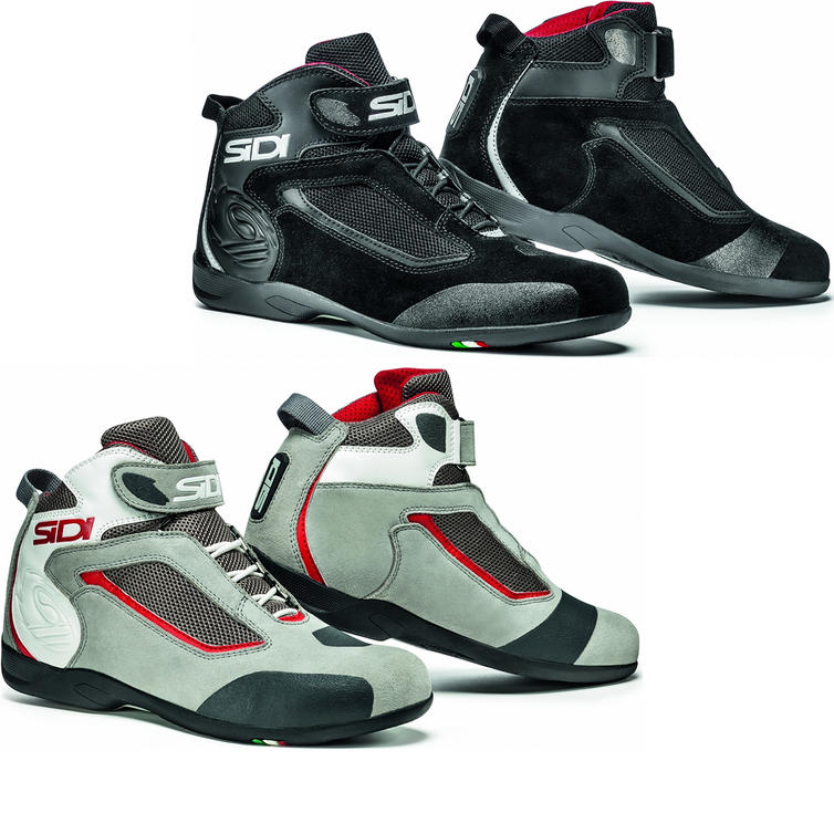 Sidi Gas Leather Motorcycle Boots