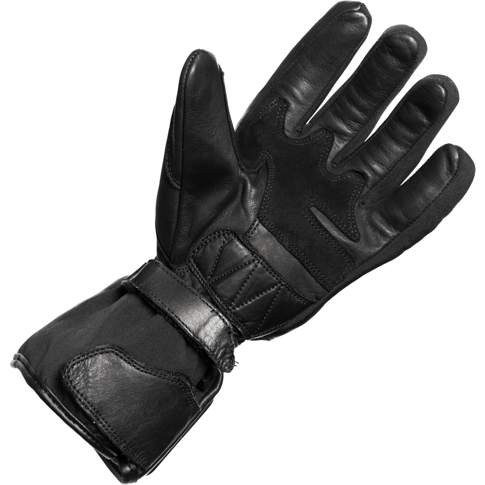Motorcycle gloves all season - Agrius Swift Leather Motorcycle Motorbike Waterproof All Season Bike Gloves