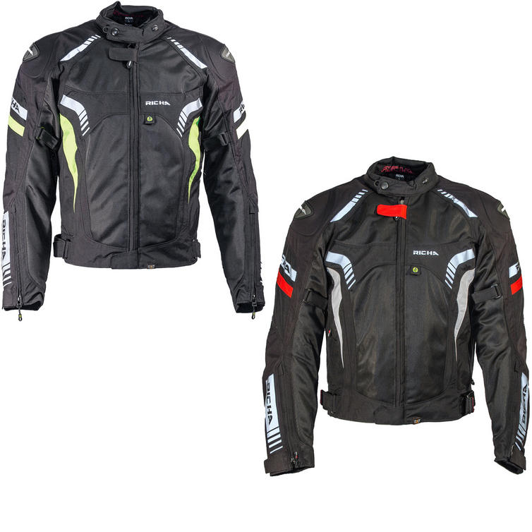 Richa Airforce Motorcycle Jacket