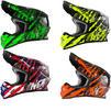 Oneal 3 Series Mercury Motocross Helmet Thumbnail 2