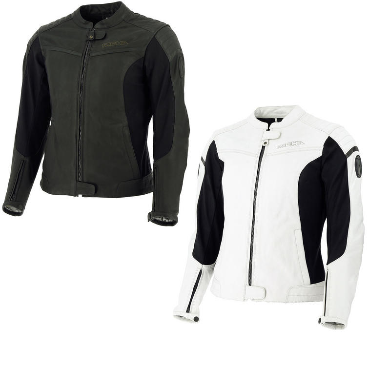 Richa Vanoise Ladies Leather Motorcycle Jacket