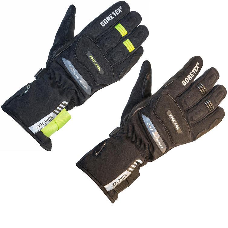 Richa North Gore-Tex Motorcycle Gloves