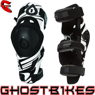 SixSixOne MX3 Knee Brace (Pair)