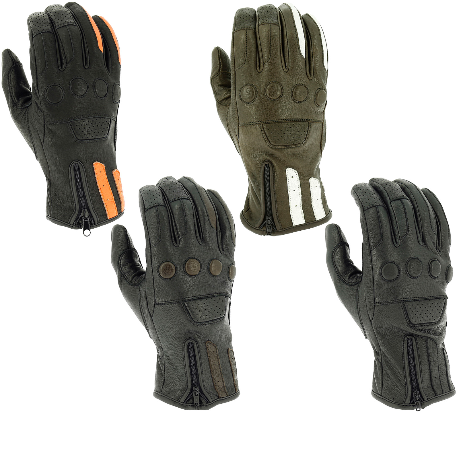 Motorcycle gloves richa - Richa Steve Leather Motorcycle Gloves