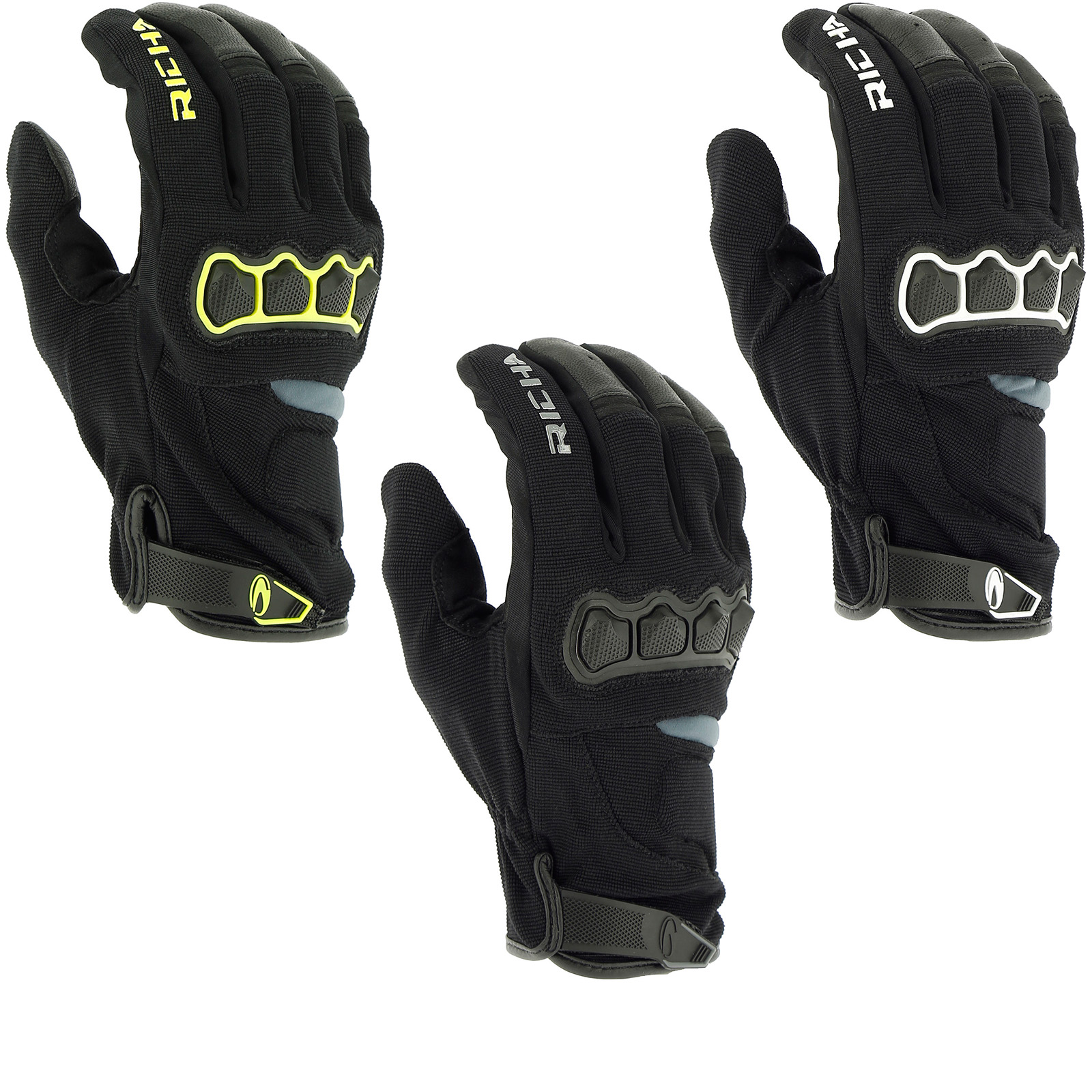 Motorcycle gloves richa - Richa Spyder Motorcycle Gloves